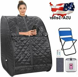 2L Portable Folding Steam Sauna SPA Loss Weight Detox Therap