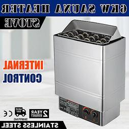 6KW Electric Wet & Dry Stainless Steel Sauna Heater Stove In