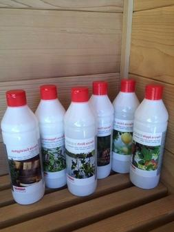 HARVIA AROMA PACKAGE. 5 FOR ONE GREAT PRICE!! Fragrance, Sau