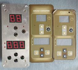Infrared Sauna Control Panel Compatible with Sunlight Saunas