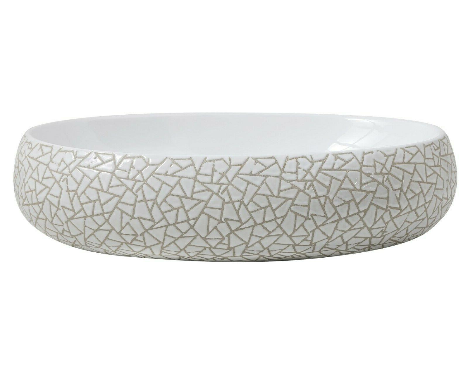 Bathroom Art Basin without Up Drain