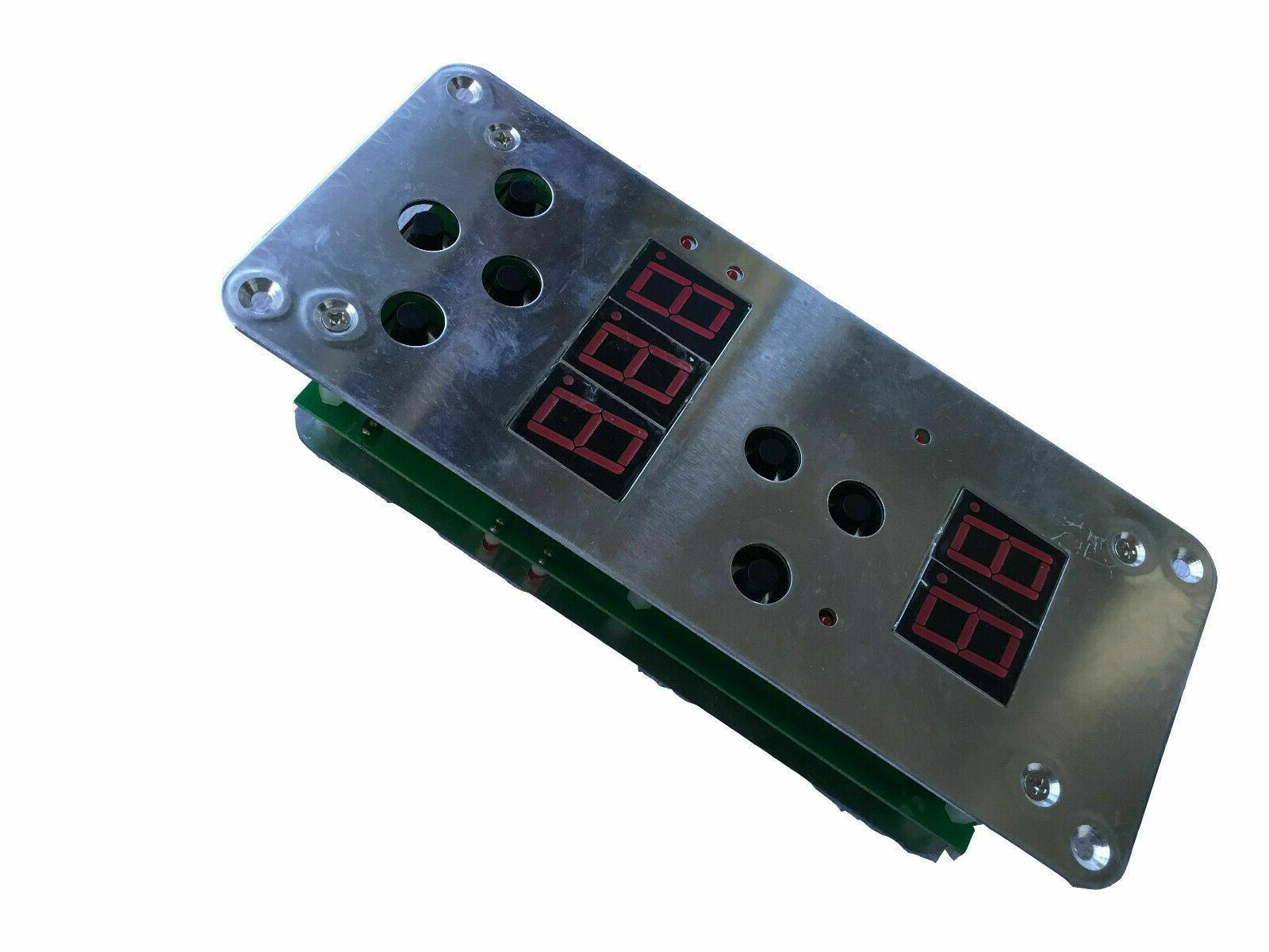 Infrared Control Panel Compatible with