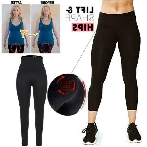 slimming pant body shaper compression leggings polyester