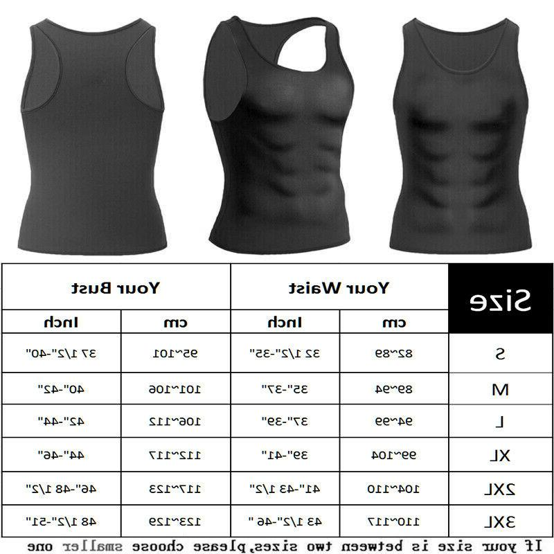 US Slimming Polyester Tank Top Shapewear Weight Loss