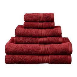 Superior Rayon from Bamboo and Cotton Bathroom Towels, Velve