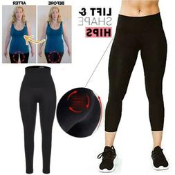 Slimming Pant Body Shaper Compression Leggings Polyester Swe