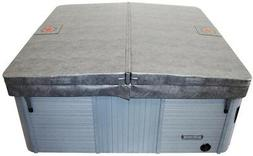 Hot Tub and Spa Cover 84 In. X 84 In. Square Replacement Vin