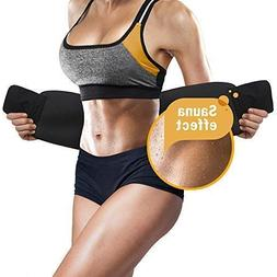 Waist Trimmer Ab Belt Weight Loss Fat Wrap Sweat Exercise Bo